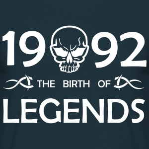 1992 Legends - Männer T-Shirt