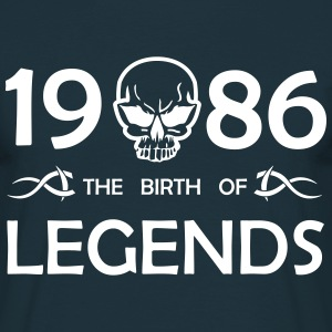 1986 Legends - Männer T-Shirt