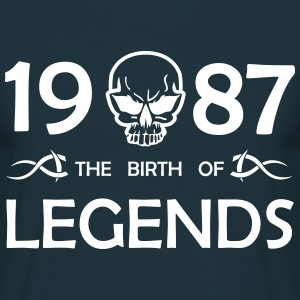 1987 Legends - Männer T-Shirt