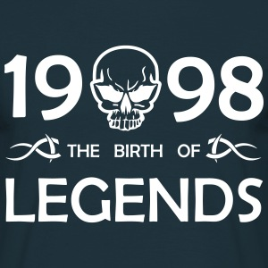 1998 Legends - Männer T-Shirt