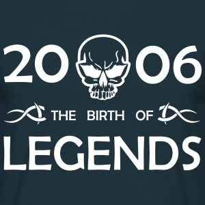2006 Legends - Männer T-Shirt