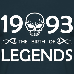 1993 Legends - Männer T-Shirt
