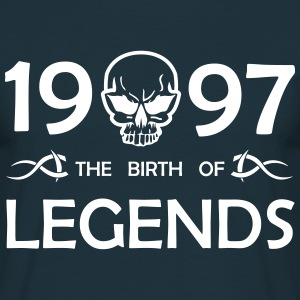 1997 Legends - Männer T-Shirt