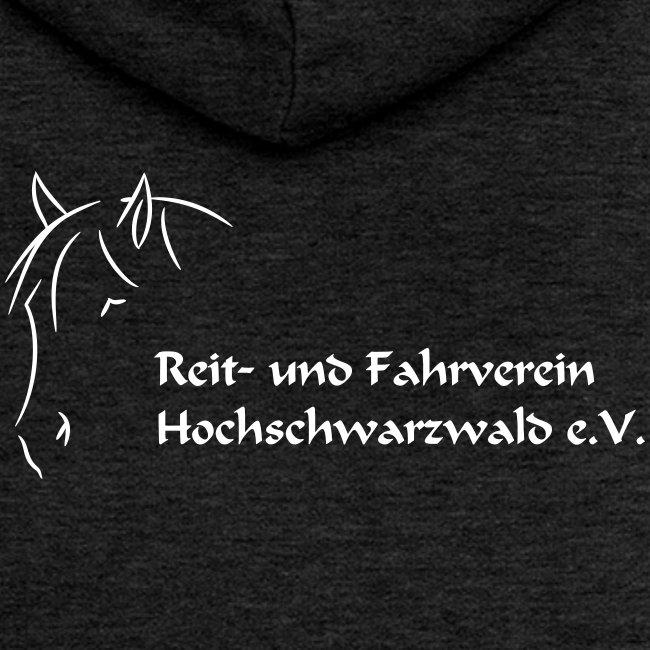 RFV Hochschwarzwald  Damenjacke (Druck weiß)