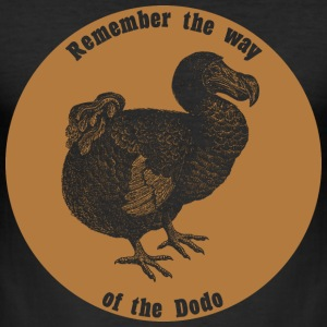 Dodo - Männer Slim Fit T-Shirt