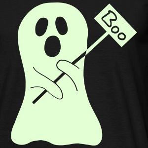 Halloween Ghost T-shirts - Mannen T-shirt