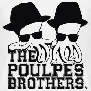 The Poulpes Brothers Tee shirts - T-shirt Homme