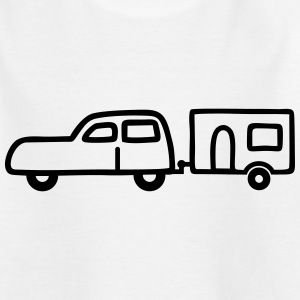 Small caravan Shirts - Kids' T-Shirt