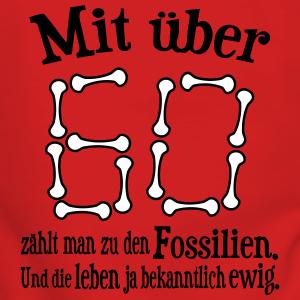 """Geburtstag T-Shirts mit """"Über 60 Jahre"""""""