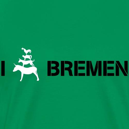 I Love Bremer Stadtmusikanten