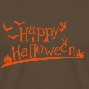Happy Halloween T-Shirts - Men's Premium T-Shirt