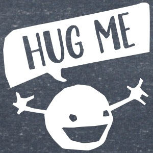 Hug Me T-Shirts - Women's V-Neck T-Shirt