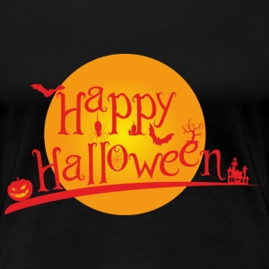 Happy Halloween T-shirts - Premium-T-shirt dam