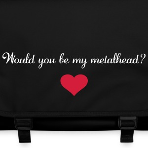 Would you be my metalhead? Bags & Backpacks - Shoulder Bag