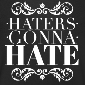 Haters gonna hate T-Shirts - Men's V-Neck T-Shirt