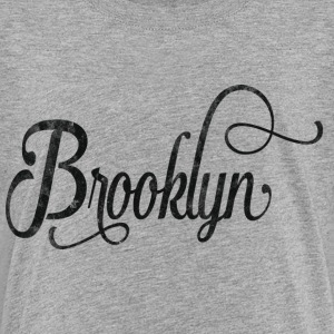 Brooklyn typography vintage Shirts - Kids' Premium T-Shirt
