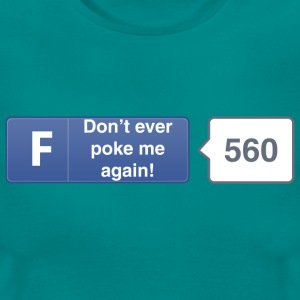 FB - button - Poke T-Shirts - Women's T-Shirt