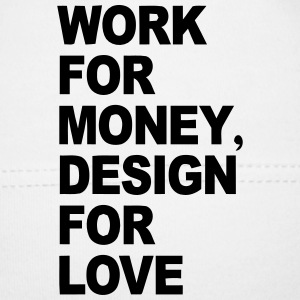 WORK FÜRS MONEY - DESIGNS OF LOVE Tilbehør - Babys lue