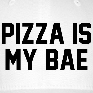 PIZZA IS MY BABE Gorras y gorros - Gorra de béisbol Flexfit