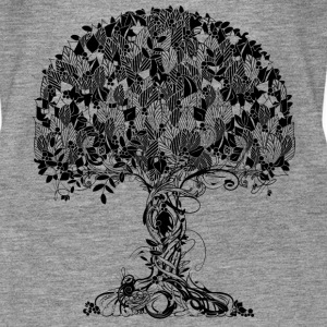 An ancient magical tree Tops - Women's Premium Tank Top
