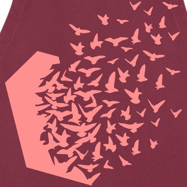 Freiheit Vögel