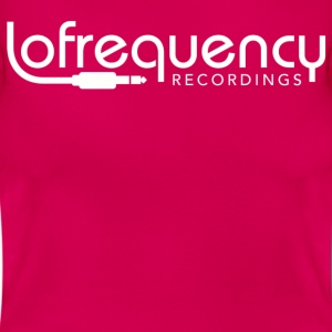 Lofrequency Recordings Classic White Logo T-Shirts - Women's T-Shirt