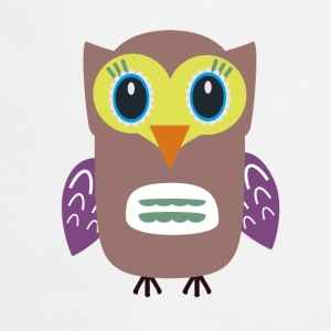 Ugly OWL  Aprons - Cooking Apron