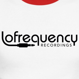 LOFREQUENCY RECORDINGS CLASSIC BLACK Long sleeve shirts - Men's Long Sleeve Baseball T-Shirt
