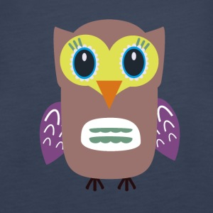 Ugly OWL Tops - Women's Premium Tank Top