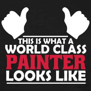 world class painter T-Shirts - Men's T-Shirt