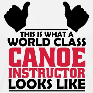 world class canoe instructor T-Shirts - Men's T-Shirt