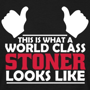 world class stoner T-Shirts - Men's T-Shirt