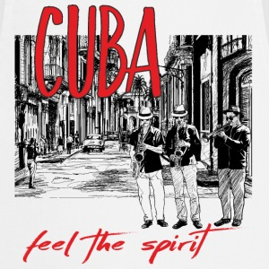 spreadmusic2015 Cuba Spirit Salsa Party Design  Schürzen - Kochschürze