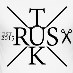 rustuk T-shirts - slim fit T-shirt