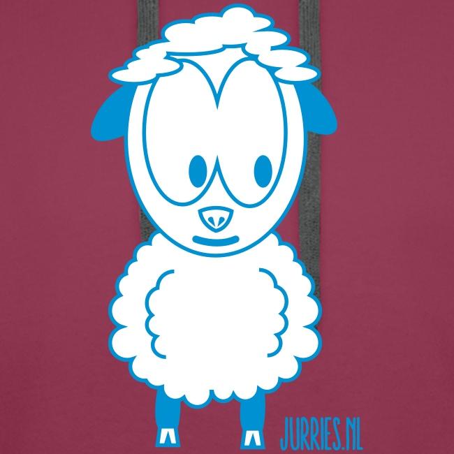 Hoodie Wolle