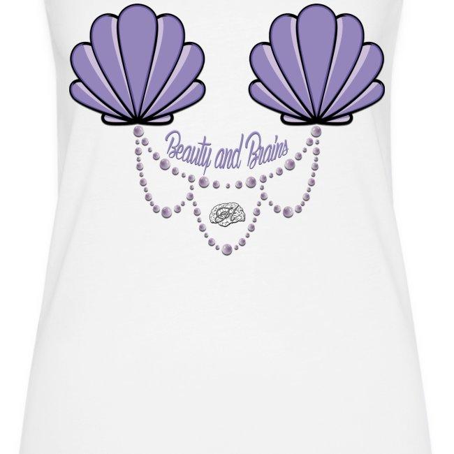 Mermaid Tank Lilac