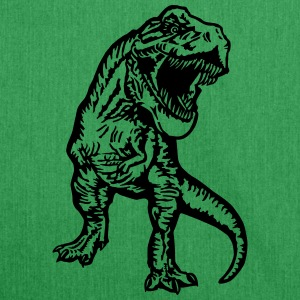 tyrannosaurus rex Bags & Backpacks - Shoulder Bag made from recycled material