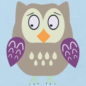 Sad OWL Shirts - Kids' Organic T-shirt