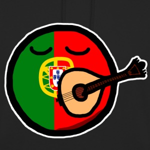 Portugal balle Sweat-shirts - Sweat-shirt à capuche unisexe