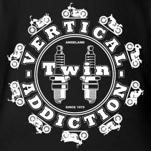 Vertical Twin Addiction - All White - Bikes