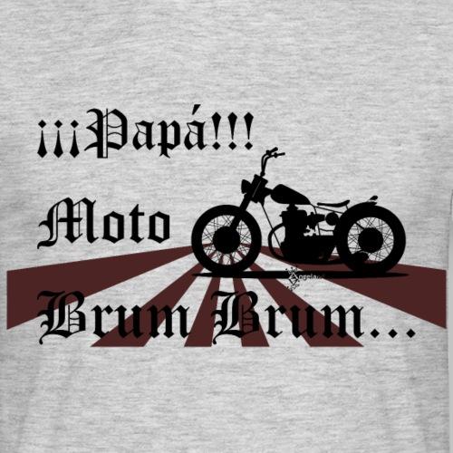 Papa Moto Brum Brum 3