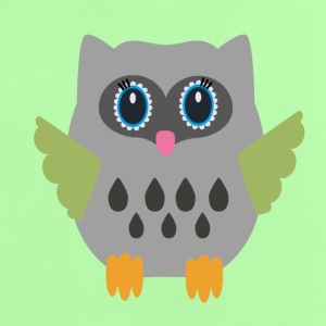Grey Owl Baby Shirts  - Baby T-Shirt