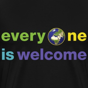 everyoneiswelcome Tee shirts - T-shirt Premium Homme