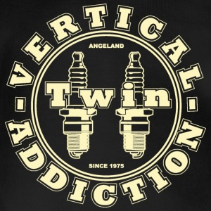 Vertical Twin Addiction - Cream AP - No Bikes