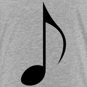 Sheet Music Instrument Shirts - Kinderen Premium T-shirt