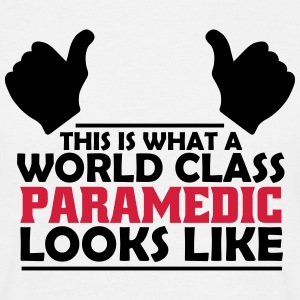 world class paramedic T-Shirts - Men's T-Shirt
