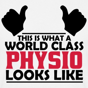 world class physio T-Shirts - Men's T-Shirt
