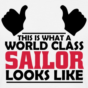 world class sailor T-Shirts - Men's T-Shirt