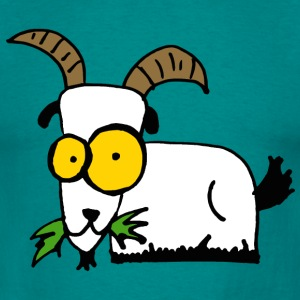 Freaky goat Tee shirts - T-shirt Homme