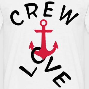 Crew Love - T-shirt Homme